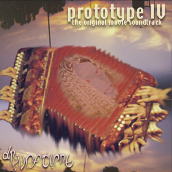 Prototype IV (Original Movie Soundtrack) by Dr. Kilpatient Album Cover