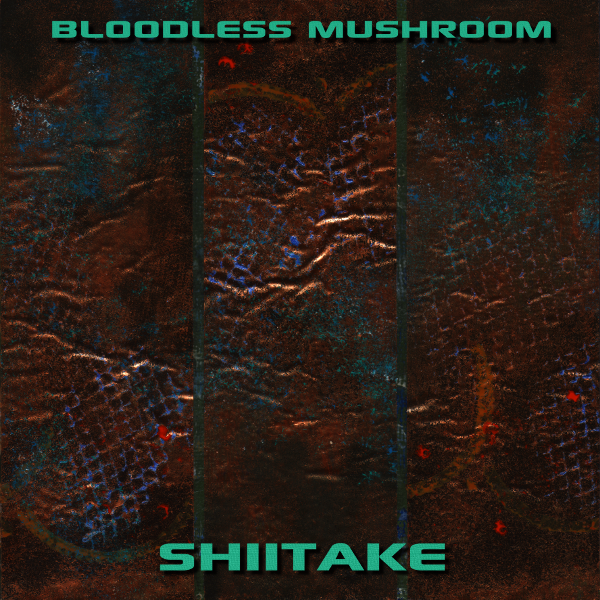 Shiitake by Bloodless Mushroom Album Cover